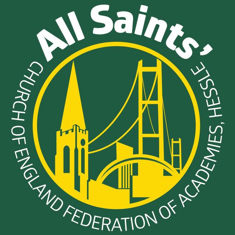 All Saints Federation logo